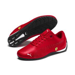 Thumbnail 2 of Scuderia Ferrari Drift Cat 5 Ultra II Shoes JR, Rosso Corsa-Puma White, medium