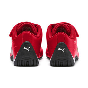 Thumbnail 3 of Ferrari Drift Cat 5 Ultra II V Kids' Trainers, Rosso Corsa-Puma White, medium
