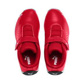 Thumbnail 6 of Ferrari Drift Cat 5 Ultra II V Kids' Trainers, Rosso Corsa-Puma White, medium