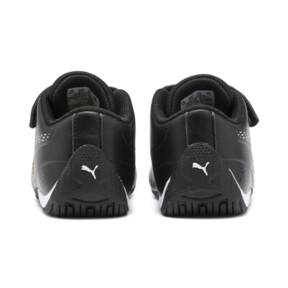 Miniatura 3 de ZapatosScuderiaFerrariDrift Cat5Ultra II para bebé, Puma Black-Puma White, mediano