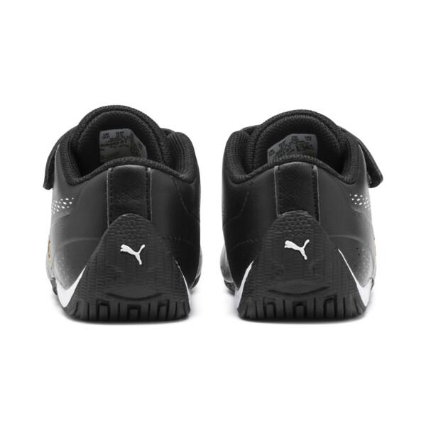 ZapatosScuderiaFerrariDrift Cat5Ultra II para bebé, Puma Black-Puma White, grande