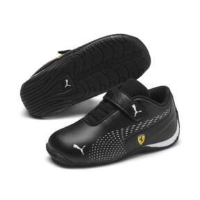 Miniatura 2 de ZapatosScuderiaFerrariDrift Cat5Ultra II para bebé, Puma Black-Puma White, mediano