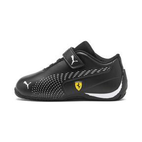 Miniatura 1 de ZapatosScuderiaFerrariDrift Cat5Ultra II para bebé, Puma Black-Puma White, mediano
