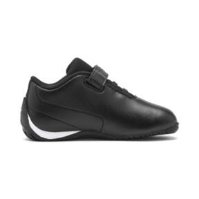 Miniatura 5 de ZapatosScuderiaFerrariDrift Cat5Ultra II para bebé, Puma Black-Puma White, mediano