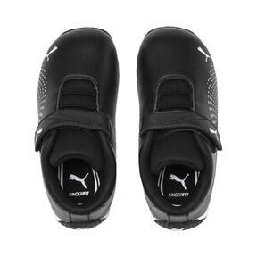 Miniatura 6 de ZapatosScuderiaFerrariDrift Cat5Ultra II para bebé, Puma Black-Puma White, mediano
