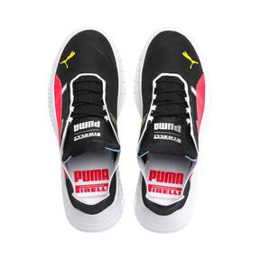 Thumbnail 7 of Pirelli Replicat-X Trainers, Black-Puma Red- White, medium