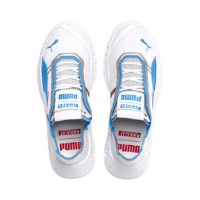 Thumbnail 7 of Pirelli Replicat-X Trainers, Puma White-AZURE BLUE, medium