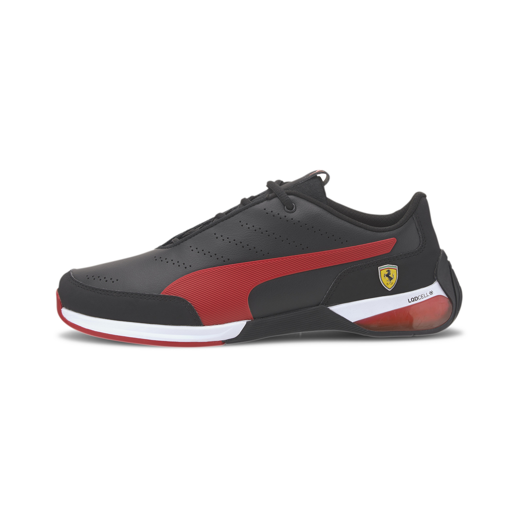 PUMA-Men-039-s-Scuderia-Ferrari-Kart-Cat-X-Motorsport-Shoes thumbnail 4