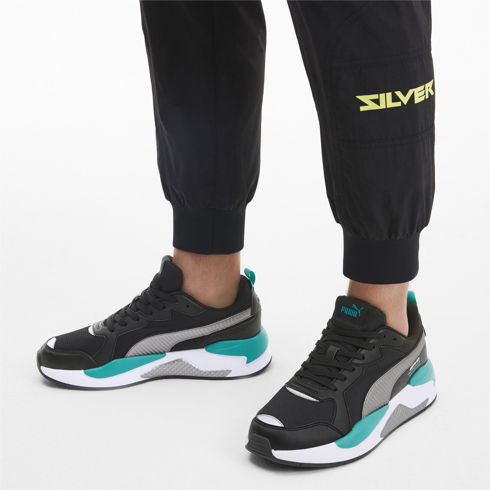 Image Puma Mercedes X-Ray Trainers #2