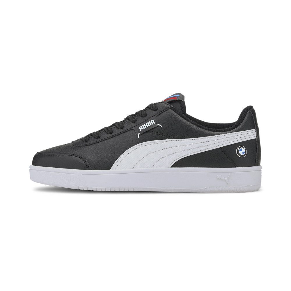 Image PUMA BMW M Motorsport Court Legend Sneakers #1