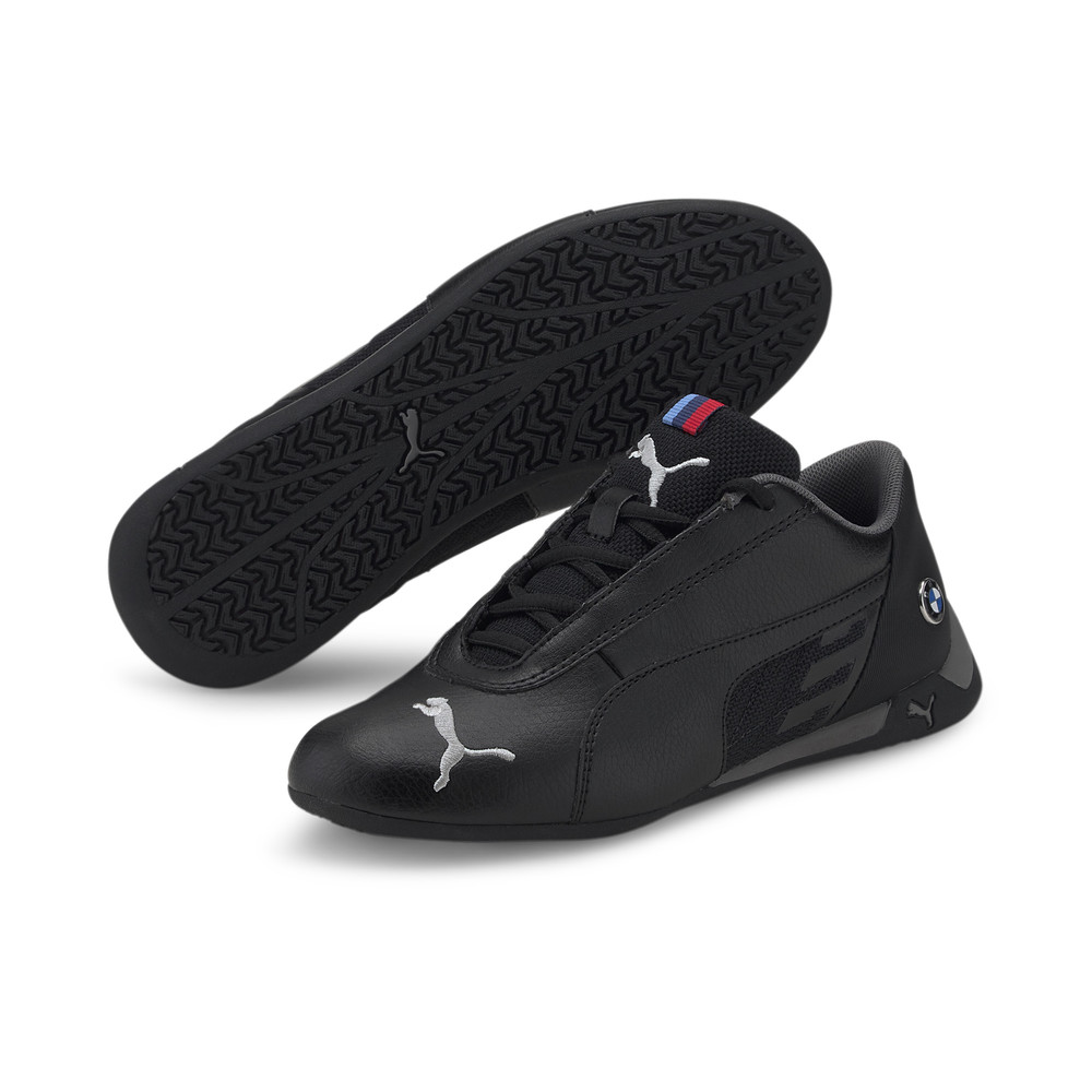 Image Puma BMW M Motorsport R-Cat Youth Shoes #2