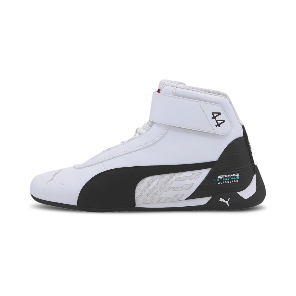 Image Puma Mercedes R-Cat Mid Men's Trainers #1