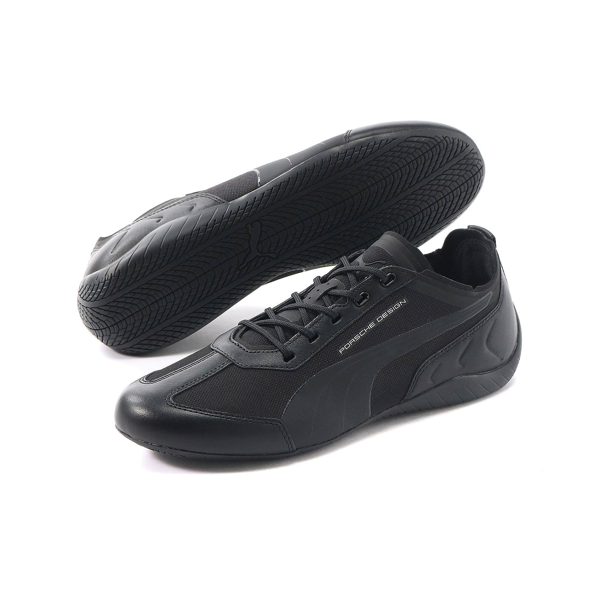 【プーマ公式通販】 プーマ ポルシェ デザイン PD スピードキャット X スニーカー メンズ Jet Black-Jet Black |PUMA.com