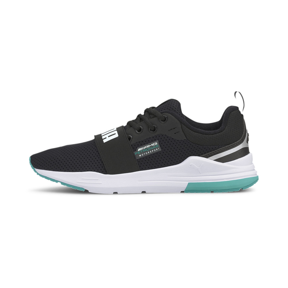 Image Puma Mercedes Wired Run Trainers #1