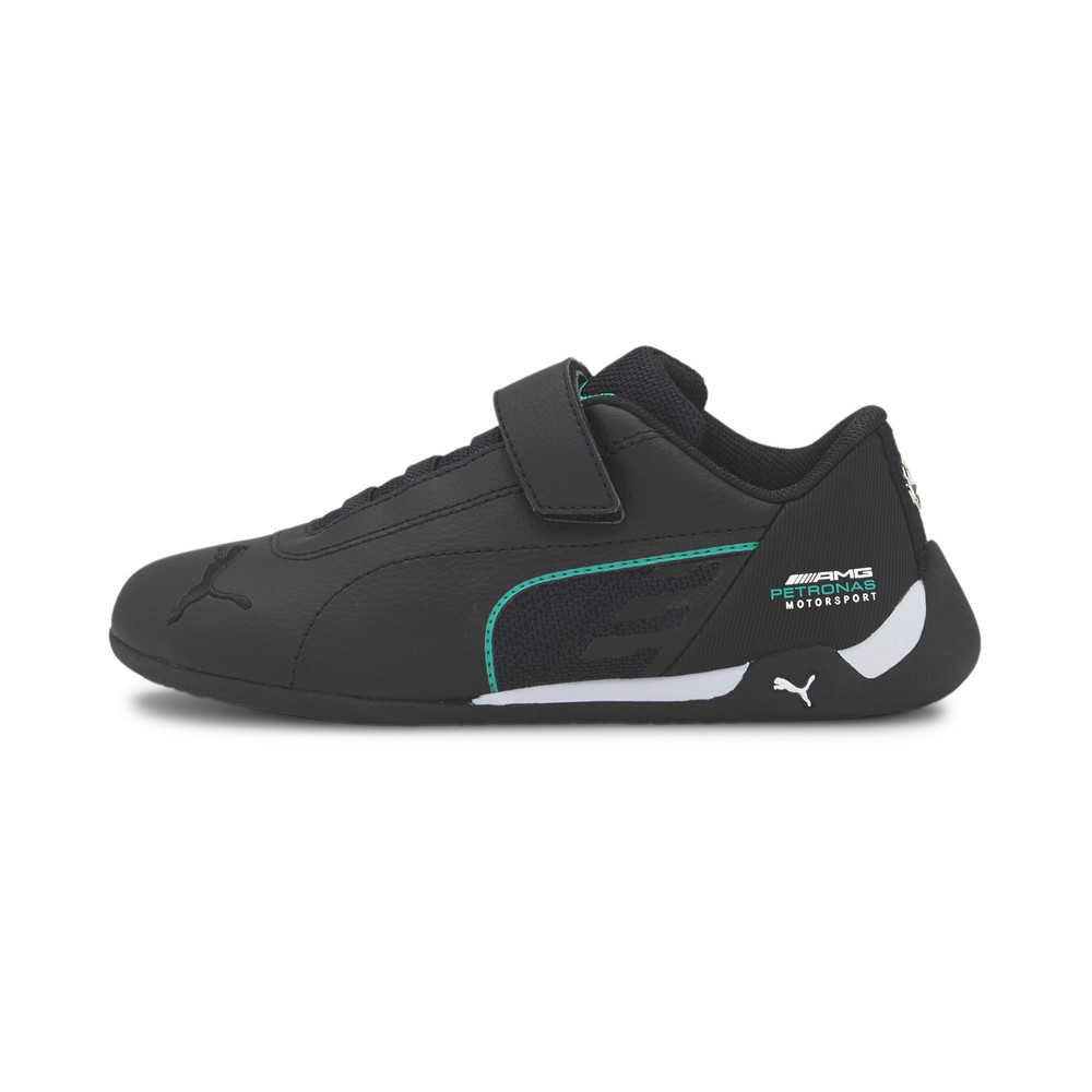Image Puma Mercedes R-Cat V Kids' Trainers #1
