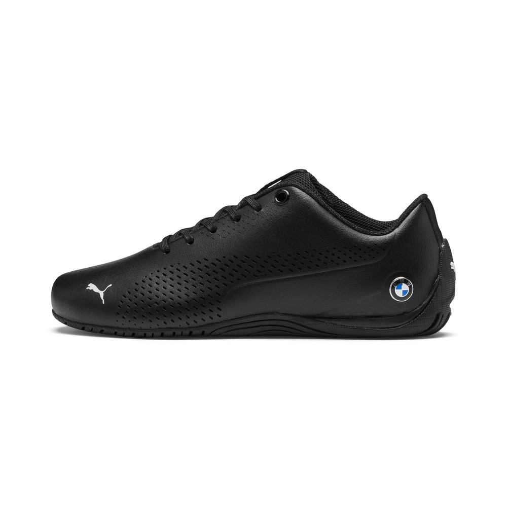 Image Puma BMW MMS Drift Cat 5 Ultra II Youth Trainers #1