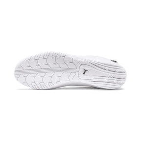 Thumbnail 3 of BMW M Motorsport Drift Cat 5 Ultra II Shoes JR, Puma White-Puma Black, medium