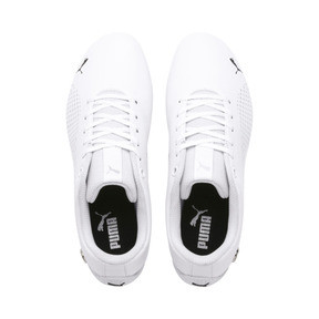 Thumbnail 6 of BMW M Motorsport Drift Cat 5 Ultra II Shoes JR, Puma White-Puma Black, medium