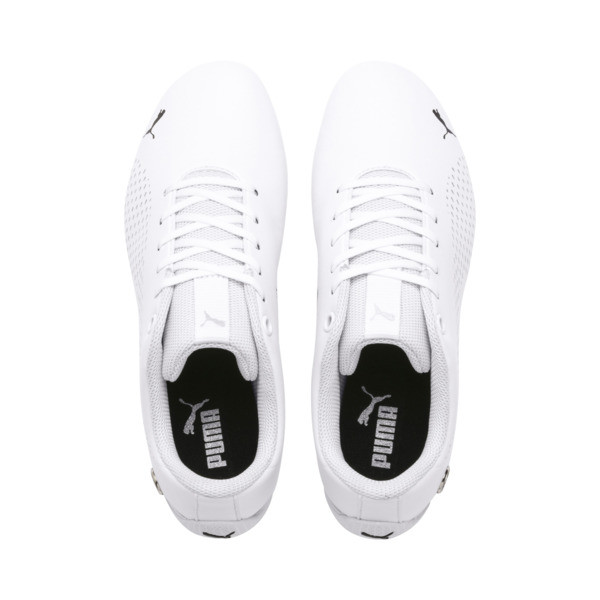BMW M Motorsport Drift Cat 5 Ultra II Shoes JR, Puma White-Puma Black, large