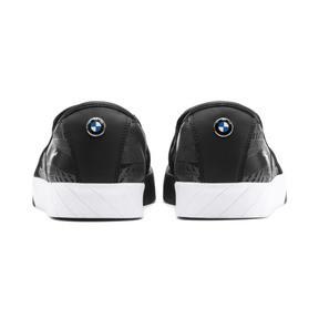 Thumbnail 5 of BMW M Motorsport Slip-On Gradient Track Shoes, Puma Black-Puma Black, medium