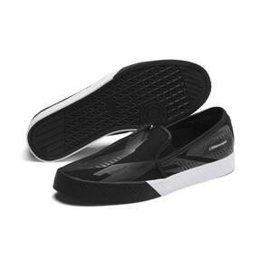 Thumbnail 2 of BMW M Motorsport Slip-On Gradient Track Shoes, Puma Black-Puma Black, medium