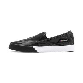 Thumbnail 1 of BMW M Motorsport Slip-On Gradient Track Shoes, Puma Black-Puma Black, medium