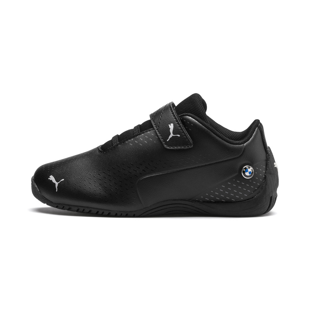 Image Puma BMW Motorsport Drift Cat 5 Ultra II Kids' Trainers #1