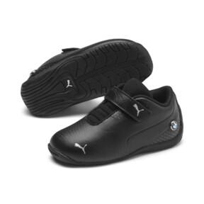 Thumbnail 2 of BMW M Motorsport Drift Cat 5 Ultra II Toddler Shoes, Puma Black-Puma Black, medium