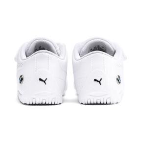 Miniatura 3 de ZapatosBMW MMotorsportDrift Cat5Ultra II para bebé, Puma White-Puma Black, mediano