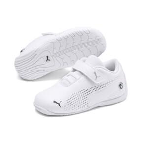 Miniatura 2 de ZapatosBMW MMotorsportDrift Cat5Ultra II para bebé, Puma White-Puma Black, mediano