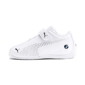 Miniatura 1 de ZapatosBMW MMotorsportDrift Cat5Ultra II para bebé, Puma White-Puma Black, mediano