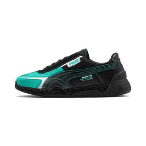 Thumbnail 1 of Mercedes AMG Petronas Motorsport Speed HYBRID Herren Sneaker, Puma Black-Spectra Green, medium