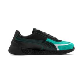 Thumbnail 6 of Mercedes AMG Petronas Motorsport Speed HYBRID Herren Sneaker, Puma Black-Spectra Green, medium
