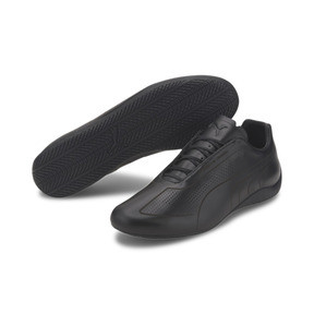 Thumbnail 3 of Porsche Design Speedcat Lux Men's Shoes, Jet Black-Jet Black-Jet Blk, medium