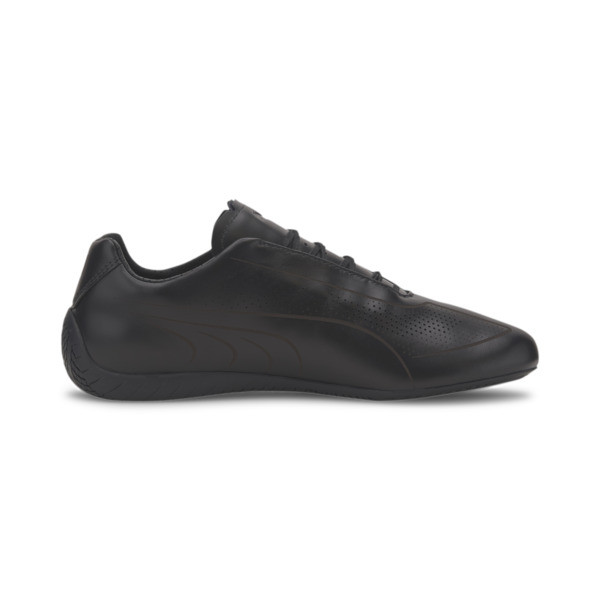 Porsche Design Speedcat Lux Men's Shoes, Jet Black-Jet Black-Jet Blk, large