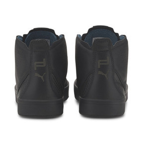 Thumbnail 5 of Porsche Design Meister Mid, Jet Black-Jet Black-Jet Blk, medium