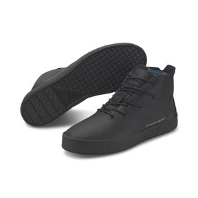 Thumbnail 2 of Porsche Design Meister Mid, Jet Black-Jet Black-Jet Blk, medium