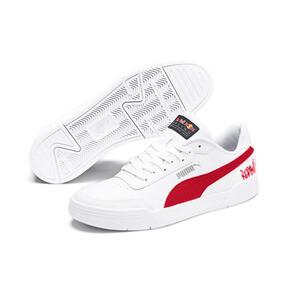 Imagen en miniatura 3 de Zapatillas Caracal Red Bull Racing, Puma White-Chinese Red-White, mediana