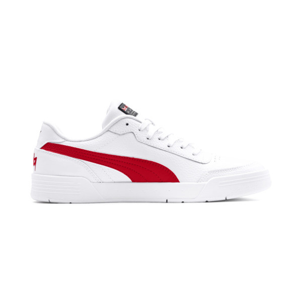 Zapatillas Caracal Red Bull Racing, Puma White-Chinese Red-White, grande