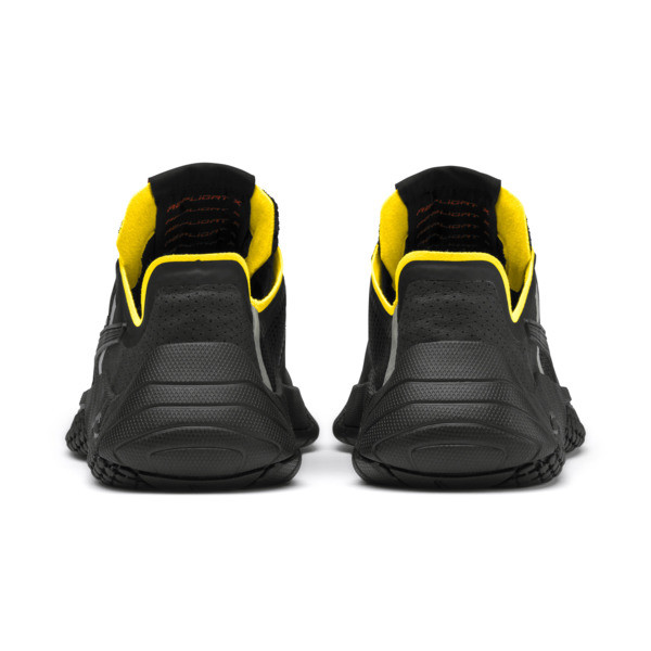 Replicat-X Pirelli Sneakers, Black-Black-Cyber Yellow, large