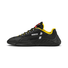 Thumbnail 1 of Pirelli Replicat-X Sneakers, Black-Black-Cyber Yellow, medium