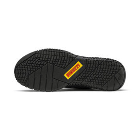 Thumbnail 4 of Pirelli Replicat-X Sneakers, Black-Black-Cyber Yellow, medium