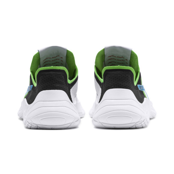 Pirelli Replicat-X Sneakers, White-Black-Classic Green, large