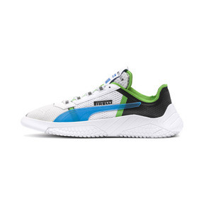 Thumbnail 1 of Pirelli Replicat-X Sneakers, White-Black-Classic Green, medium