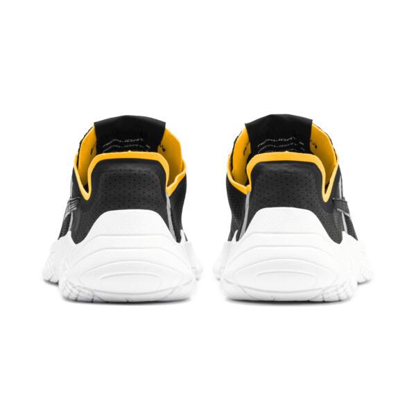 Replicat-X Pirelli Sneakers, Puma Black-Puma White-Zinnia, large