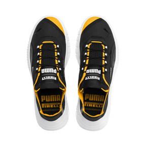 Thumbnail 7 of Replicat-X Pirelli Motorsport Shoes, Puma Black-Puma White-Zinnia, medium