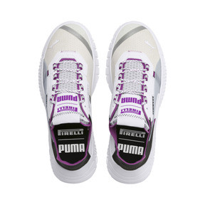 Thumbnail 6 of PUMA x PIRELLI Replicat-X Sneaker, White-Hyacinth Viol-Red, medium