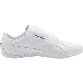 Thumbnail 4 of Drift Cat 5 AC Men's Shoes, Puma White-Puma White, medium
