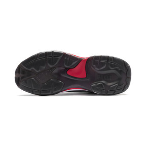 Thumbnail 4 of Ferrari Thunder Trainers, Puma Black-Rosso Corsa, medium