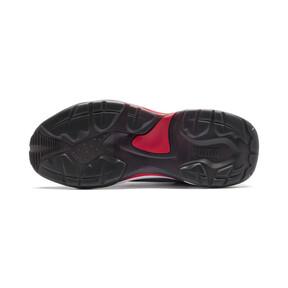 Thumbnail 4 of Ferrari Thunder Sneaker, Puma Black-Rosso Corsa, medium